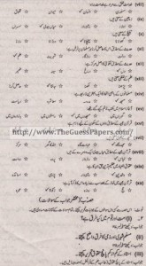 Islamic Studies Solved Past Paper 1st year 2012 Karachi Board1