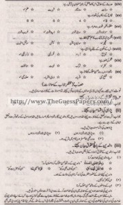 Islamic Studies Solved Past Paper 1st year 2014 Karachi Board1
