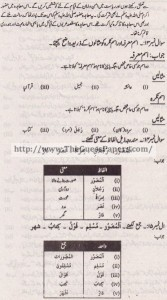 Islamic Studies (general group) Solved Past Paper 10th Class 2013 Karachi Board4