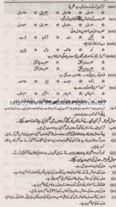 Islamic studies Solved Past Paper 10th Class 2015 Karachi Board1