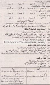 Islamyat Solved Past Paper 1st year 2012 Karachi Board1