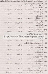 Islamyat Solved Past Paper 1st year 2014 Karachi Board