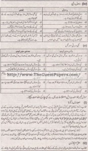 Islamyat Solved Past Paper 1st year 2015 Karachi Board3