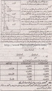 Mashiyat Solved Past Paper 1st year 2014 Karachi Board10