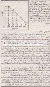 Mashiyat Solved Past Paper 1st year 2015 Karachi Board10