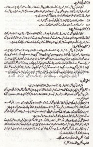 Mashiyat Solved Past Paper 2nd year 2015 Karachi Board