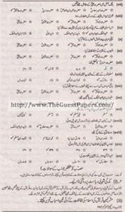 Tarekh-e-Islam Solved Past Paper 1st year 2011 Karachi Board1