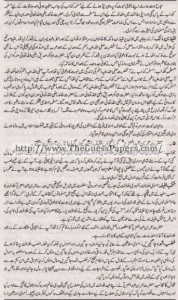 Tarekh-e-Islam Solved Past Paper 1st year 2015 Karachi Board9