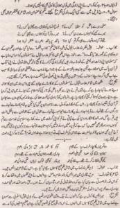 Urdu Solved Past Paper 10th Class 2014 Karachi Board13