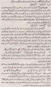 Urdu Solved Past Paper 10th Class 2014 Karachi Board7