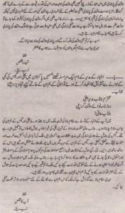 Urdu Solved Past Paper 10th Class 2014 Karachi Board9