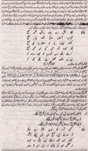 Urdu (ikhteyare) Solved Past Paper 1st year 2015 Karachi Board3