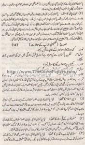 Pak Study Urdu Solved Past Paper 2nd year 2013 Karachi Board (Private)3